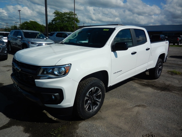 New 2021 Chevrolet COLORADO Z71 CREW LONG
