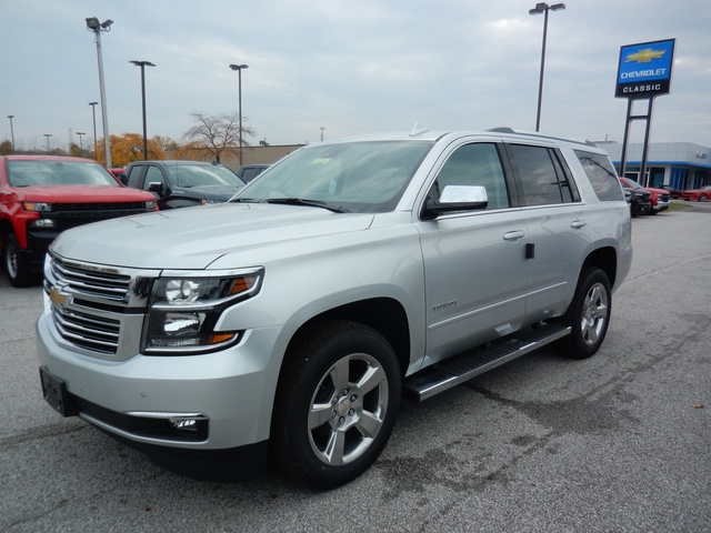 New 2020 Chevrolet Tahoe Premier 4WD SUV