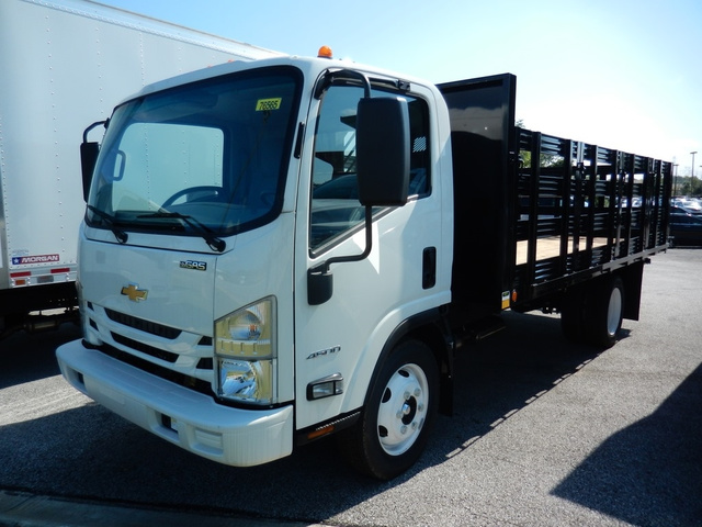 New 2019 Chevrolet 4500 LCF CAB