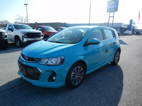 2020 Chevrolet Sonic 5DR 2LT 4CYL AUTO