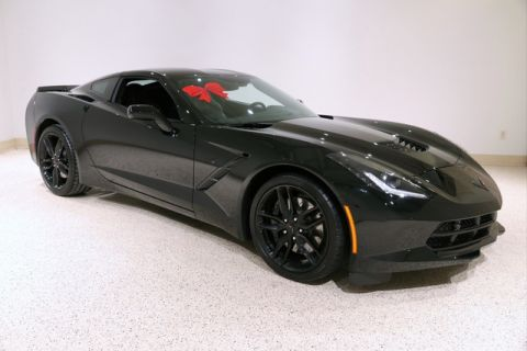 Certified Pre-Owned 2016 Chevrolet Corvette Stingray Z51 2LT RWD Coupe
