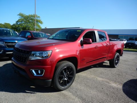 2019 Chevrolet Colorado CREW CAB LONG BX