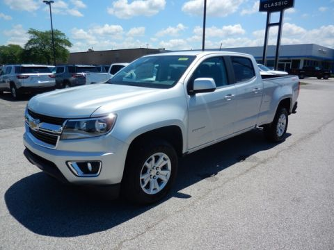 2020 Chevrolet Colorado CREW CAB LONG BX