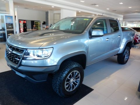 2020 Chevrolet Colorado Z71 CREW SH BOX