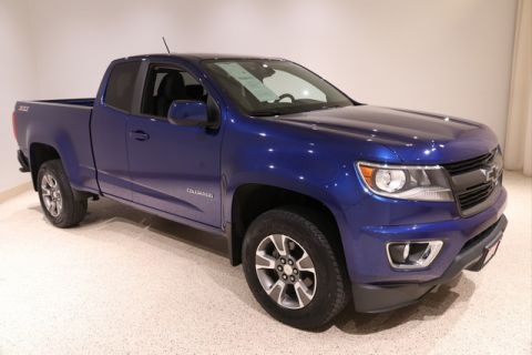 2016 Chevrolet Colorado EXT CAB 128.3