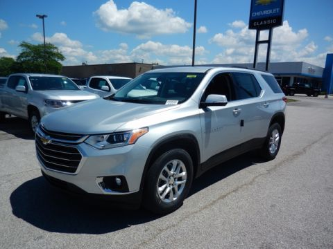 2020 Chevrolet Traverse 1LT