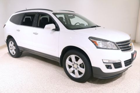 2017 Chevrolet TRAVERSE LT W/1L
