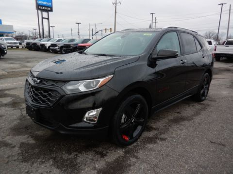 New 2020 Chevrolet Equinox PREMIER AWD SUV
