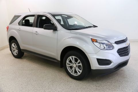Certified Pre-Owned 2017 Chevrolet Equinox LS AWD AWD SUV