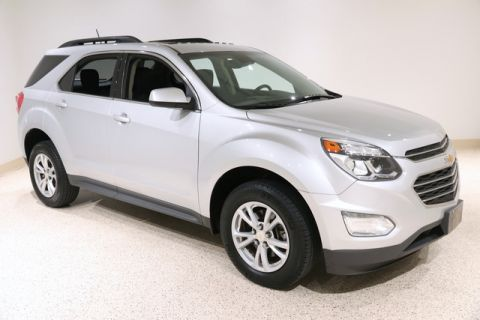 Certified Pre-Owned 2017 Chevrolet Equinox LT AWD SUV