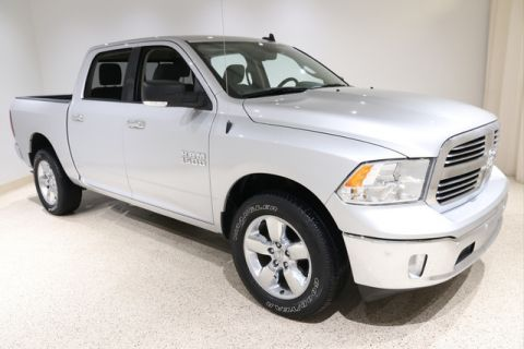 Pre-Owned 2018 RAM 1500 SLT Big Horn 4x4 4WD Crew Cab
