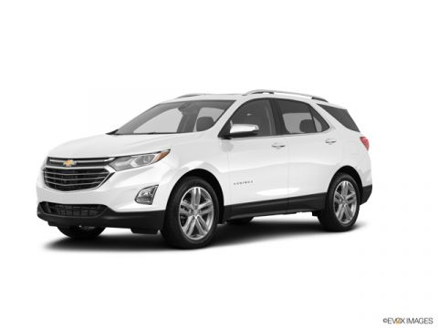 New 2020 Chevrolet EQUINOX PREM 1.5 TURBO