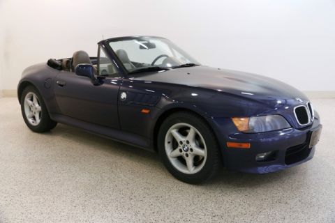 Pre-Owned 1997 BMW Z3 2.8L Roadster RWD Convertible