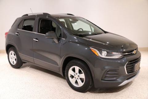 Certified Pre-Owned 2018 Chevrolet Trax LT FWD SUV