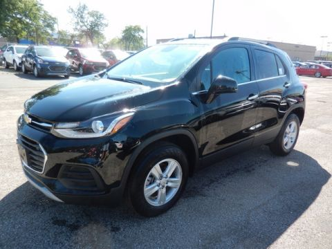 New 2019 Chevrolet Trax LT AWD SUV